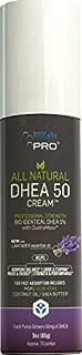 DHEA - All Natural Bioidentical 50mg Dhea Cream - Two Month Supply - Dehydroepiandrosterone + Organic Fenugreek, Tribulus Terrestris, Maca Root & Hgw (Lavender)