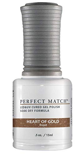 LeChat Perfect Match UV/LED Gel Vernis à Ongles Heart Of Gold