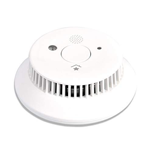 innogy SE Smart Home Rauchmelder / Feuermelder Funkrouter, VdS- und Q-Label zertifiziert, durch Funk...