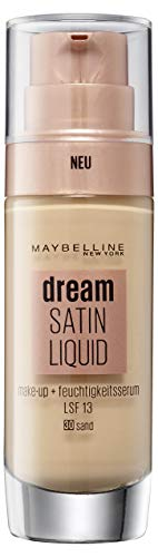 Make Up Dream Satin Liquid 030