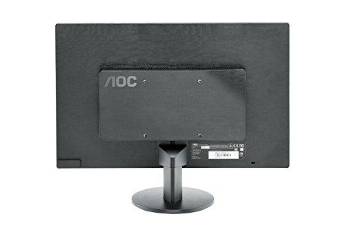"AOC e2270Swn 21.5"" Widescreen TN LED Black Monitor (1920x1080/5ms/VGA)"