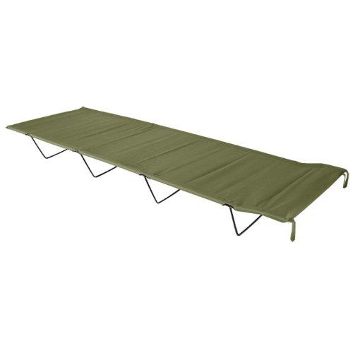 Highlander Camp Bed - Olive