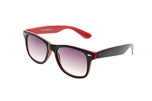 Lesebrille Sonnenbrille +1.0 +1.5 +2.0 +2.5 +3.0 +3.5 +4.0 Herren Damen Sonnenleser Retro Vintage by ASVP Shop