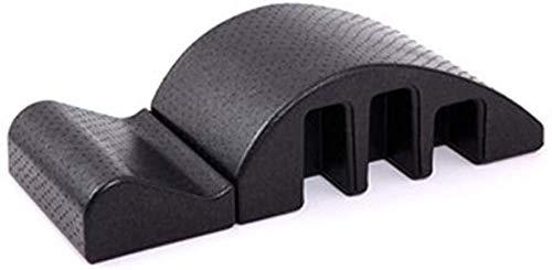 A-ffort Multi-Purpose Pula Arc de Massage lit, Yoga Pilates Wedge Spine Corrector latérale Bending cervicale Fitness Equipment Yoga Mousse cervicale Correction