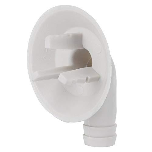 GLOGLOW エアコンドレン ドレンホース用 分岐ジョイント ドレンプラグ ドレンノズル エアコンの排水口用 エアコンアクセサリー 注ぎ口コネクタPP材質製 アンチエイジング エアコン用ドレンノズルアダプター
