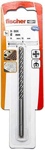 FISCHER Drill Bit, Multicoloured, Quatrium 5X85