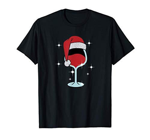 Vino di Natale - Festa di Natale - Abito Natalizio Christmas Maglietta