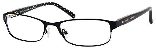 Kate Spade Ambrosette Eyeglasses-0006 Shiny Black-52mm