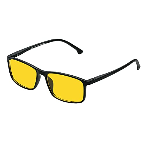 VAST Day And Night Vision Driving Glasses | Blue Ray Blocking And Gaming Glasses For Men Boys Sunglasses 7725 Back