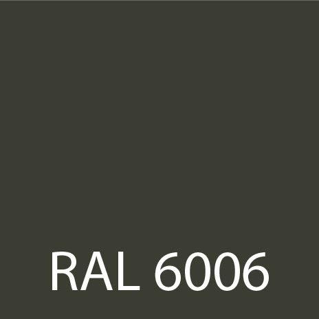 UPOL RAPTOR Pick Up Transportflächen Fahrzeug Beschichtung 948ml + 100ml Acryl Lack zum einfärben (RAL 6006 Grauoliv)