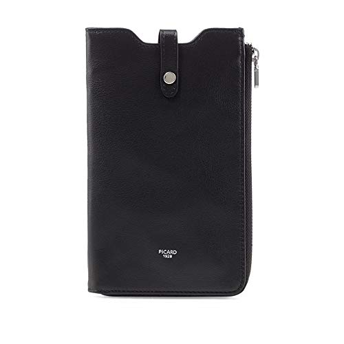 Picard Bingo Smartphonehülle mit Geldbörse Leder 18 cm