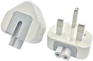 KATH Wall AC Detachable Electrical UK Plug Duck Head for Apple iPad iPhone USB Charger MacBook Power Adapter (Standard : U...