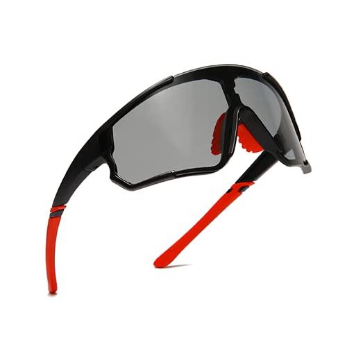 Gafas De Sol De Ciclismo, Gafas De Bicicleta Polarizadas, Gafas Deportivas para Hombres Y Mujeres, Bicicletas De Montaña De Carretera