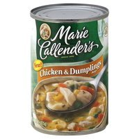 Marie Callender's, Chicken & Dumplings Soup, 15oz Can (Pack of 6)