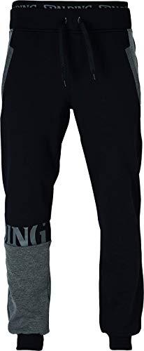 Spalding Mens 300700401_XXL Pants, Black