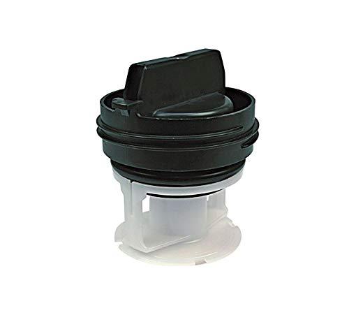 Flusensieb Filtereinsatz Sieb Ersatz für Bosch Siemens 00614351 614351 Fremdkörperfalle für Ablaufpumpe Pumpe Waschmaschine Ersatzteile Zubehör