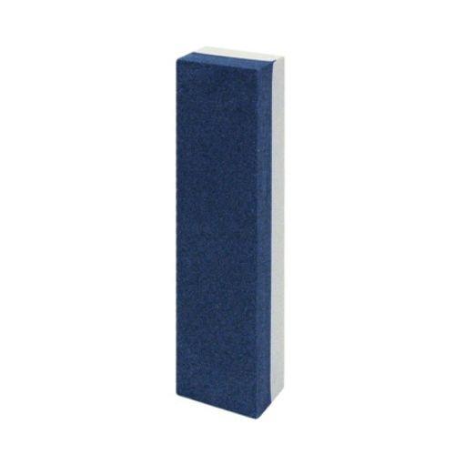 Hu-Friedy SSDGRIT Dual Grit Ceramic Stone, Blue, Coarse Grit, White Fine Grit