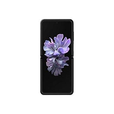 Samsung Galaxy Z Flip SM-F700F/DS Dual-SIM 256GB (GSM Only   No CDMA) Factory Unlocked Android 4G/LTE Smartphone…