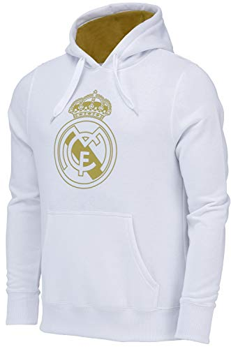 Real Madrid Sweat Capuche Collection Officielle - Homme - Taille M