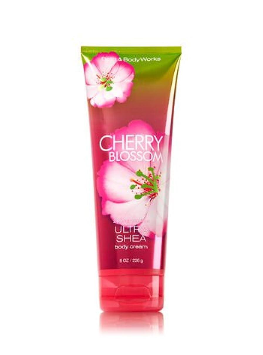 カトリック教徒カート無声でバス&ボディワークス チェリーブロッサム ボディクリーム Cherry Blossom Triple Moisuter Body Cream [海外直送品]