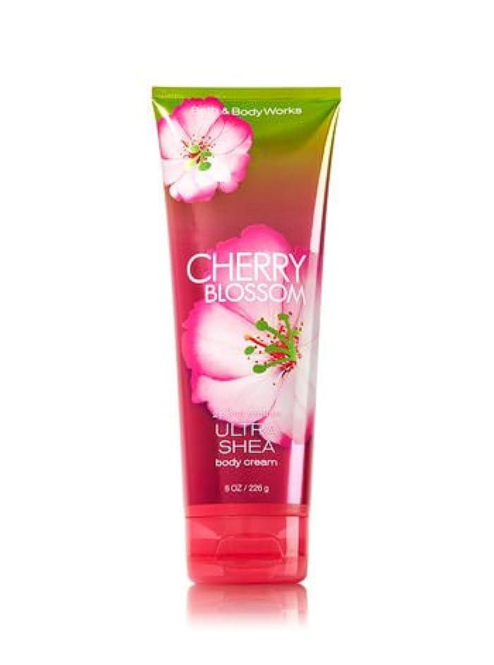 参加する周波数平方バス&ボディワークス チェリーブロッサム ボディクリーム Cherry Blossom Triple Moisuter Body Cream [海外直送品]