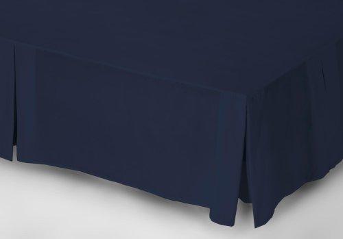 pequeño y compacto Funda de sofá modelo Belledorm Percale (Super King) (Azul marino)
