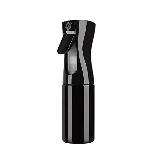MaoXinTek Botella Pulverizador Agua Peluqueria Fina Niebla Pulverizador Continuo Pulverizador Recargable Vacío Spray Rizos pulverizar para Pelo Cara Plantas 160ml