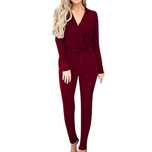 FRAUIT Damesbandage slim fit overalls elegante zakelijke party playsuits rompers dunne lange jumpsuit onesies slim-body van kraag met kraag strampers jumper kleding blouse