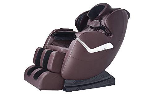 Bodyfriend 4D Brown Zero Gravity Massage Chair For Relaxation