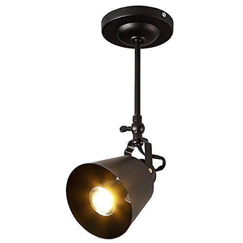 Vnlig Moderne Persönlichkeit Kronleuchter Schmiedeeisen Kronleuchter Scheinwerfer Cafe Restaurant Bar Gang Licht LED Lichtquelle (Design : A)