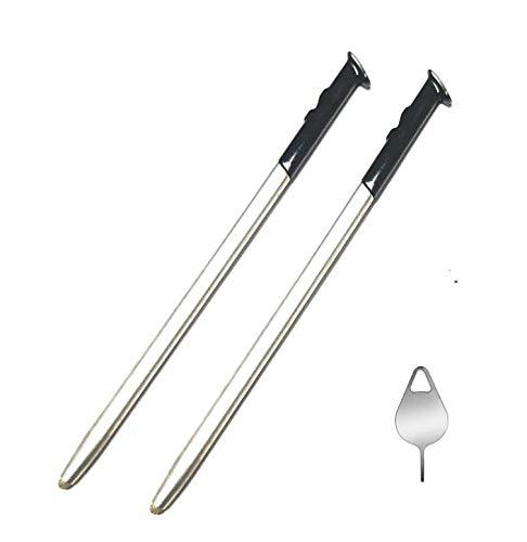 2PCS G Stylus Pen Replacement 2020 Touch Pen for Motorola Moto G Stylus 2020 XT2043 Stylus Pen + Eject Pin (G Stylus Pen)