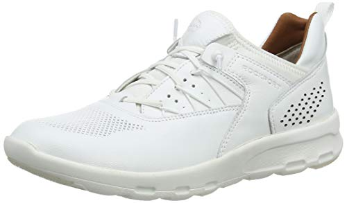 Rockport Trainers, White (White 003), 9