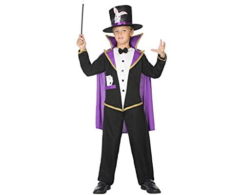 ATOSA disfraz mago nio infantil ilusionista 3 a 4 aos