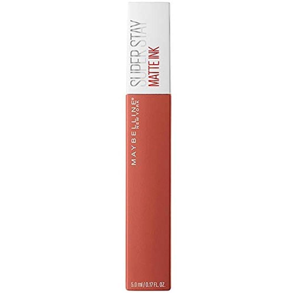 敗北悪用原子炉[Maybelline ] メイベリンSuperstayマットインク70アマゾン - Maybelline Superstay Matte Ink 70 Amazonian [並行輸入品]