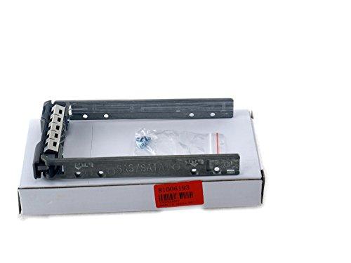 G176J 2.5' SAS SATA HDD Hard Drive Tray Caddy + Screws for DELL R610 R710 R810