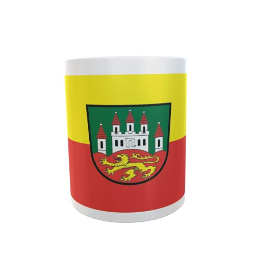 U24 Tasse Kaffeebecher Mug Cup Flagge Northeim