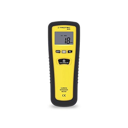 TROTEC 3510205060 BG20 Kohlenmonoxid-Messgerät