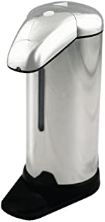 iTouchless Sensor Soap Dispenser with Wall-Mount Docking Holder
