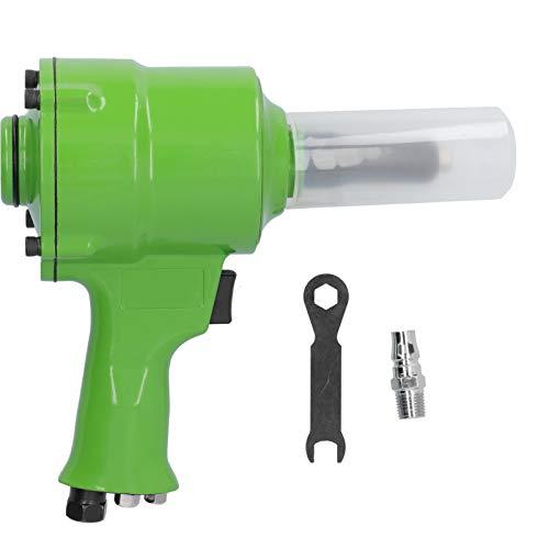 KP-705P 2.4-4.8mm Pistolas de remache CW y CCW Switch para el hogar para entusiastas del bricolaje(European style)