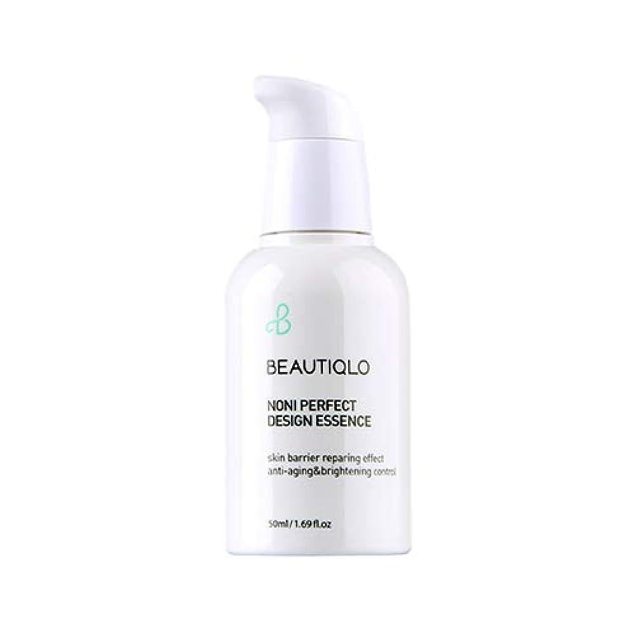 農夫登録のホスト韓国化粧品 BEAUTIQLO NONI PERFECT DESIGN ESSENCE ビューティクロ ノニパーフェクトデザインエッセンス