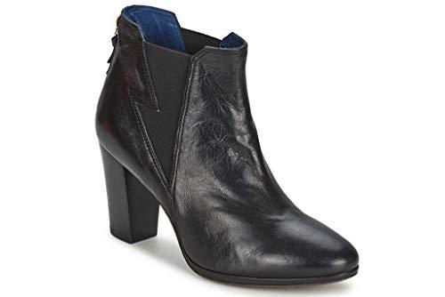 Schmoove - Boots Femme - Picture Flash - Noir (36 EU)