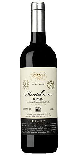 Vino Tinto Montebuena Crianza Caja 6 Unidades Rioja Alavesa 75cl