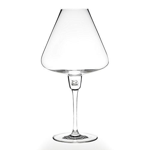 Peugeot 250300 Impitoyable N°2 Weinglas, 1 x 1 x 1 cm, transparent
