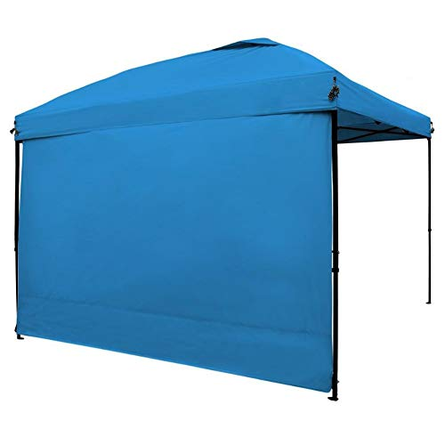 Garden Gazebo Marquee Tent Tent con Paneles Laterales, All Seasons Gazebos, 3x1.9m Heavy Duty, 100 Impermeable, Premium Pop Up Gazebo (Contiene Solo 1 Tela Lateral, excluyendo Techo y Marco)