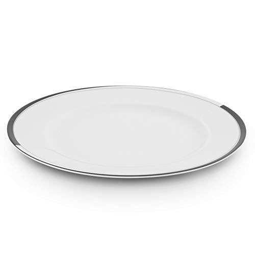 Assiettes plates, Frise, 27 cm