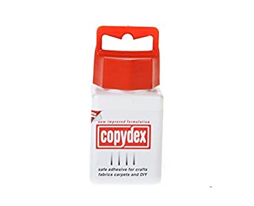 Copydex 4598 1652 - Bote de látex Adhesivo (125 ml)