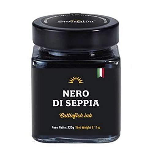 スメラルダ イカスミペースト 230g イタリア サルデーニャ産