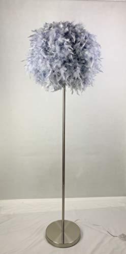 MAISONICA - Lámpara de pie (150 cm), color gris