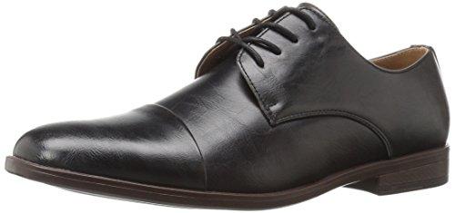 Call It Spring Men's Huttner Oxford, Black Synthetic, 10 D US