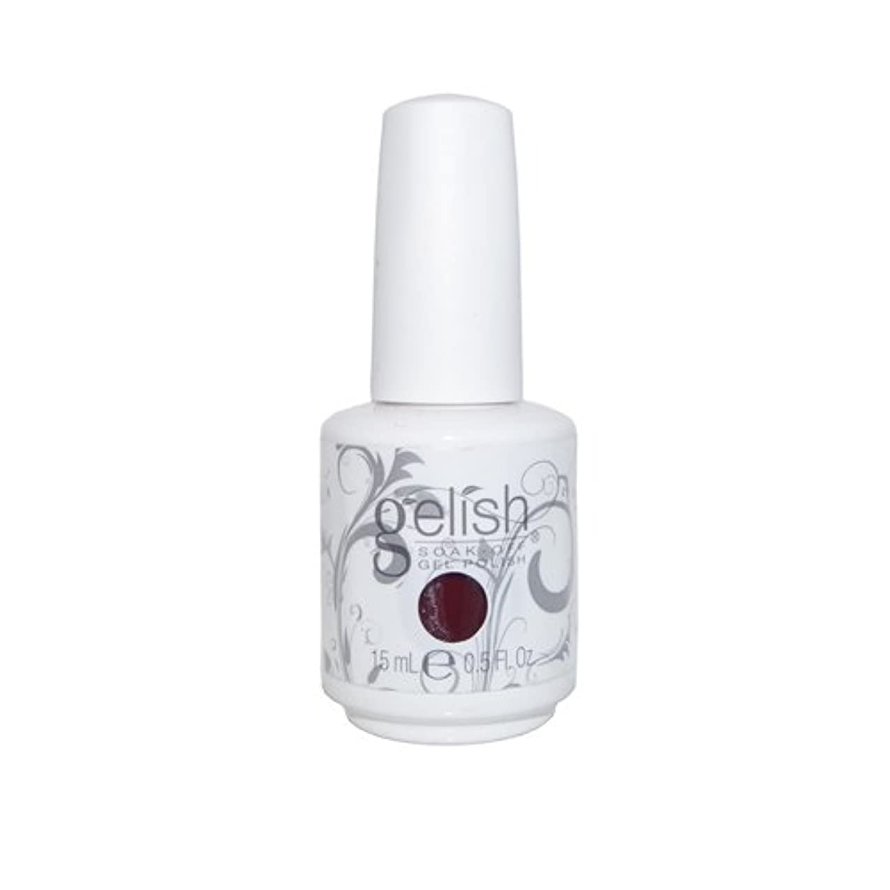 スタウトエージェントエージェントHarmony Gelish Gel Polish - Looking for a Wingman - 0.5oz / 15ml